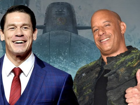 John Cena confirms he will join Vin Diesel in ninth Fast And Furious film