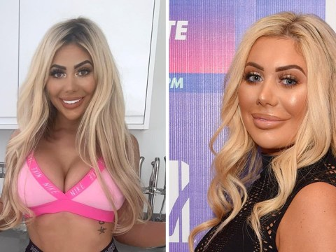 Chloe Ferry faces backlash for promoting 'diarrhea juice' after posting weight loss supplements yet again