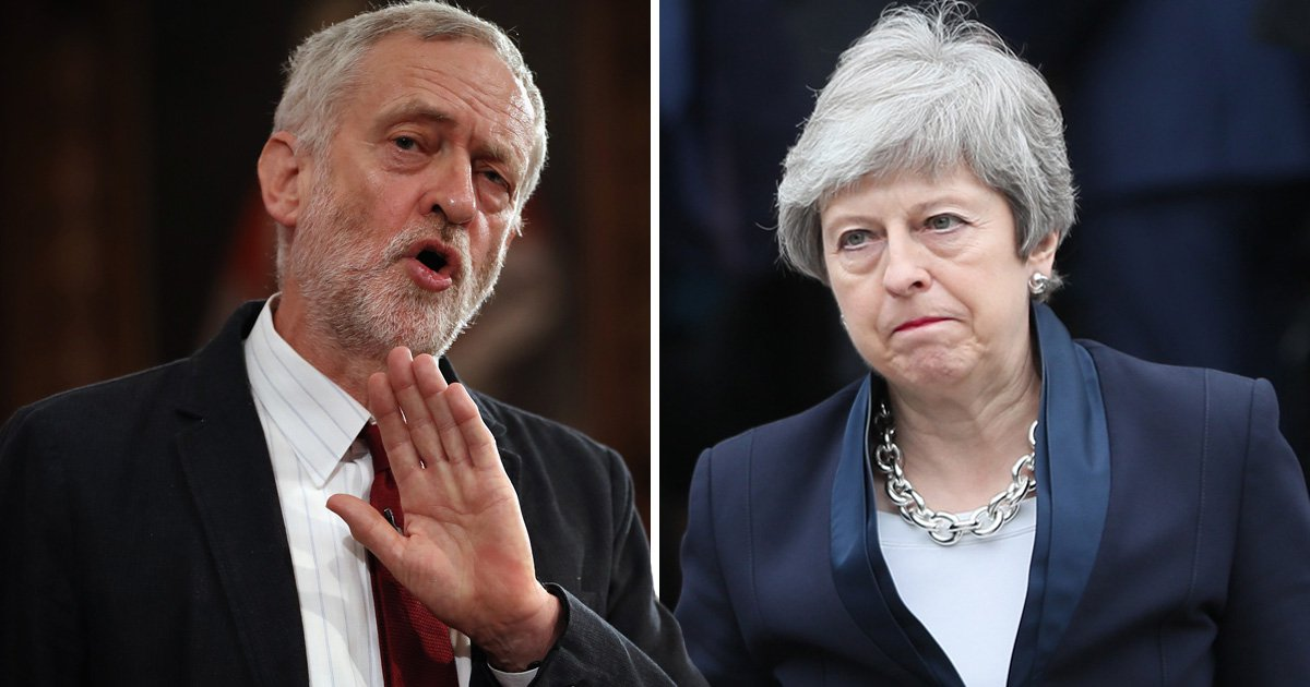 Theresa May on verge of abandoning Brexit talks with Labour