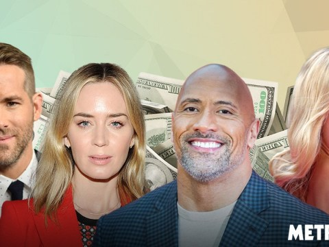Ryan Reynolds trounces Dwayne Johnson's salary as Hollywood stars' eyewatering 2019 earnings are revealed