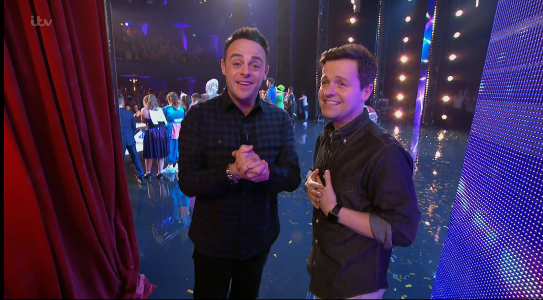 Britain's Got Talent becomes most watched TV show of 2019 as Ant McPartlin returns to the spotlight