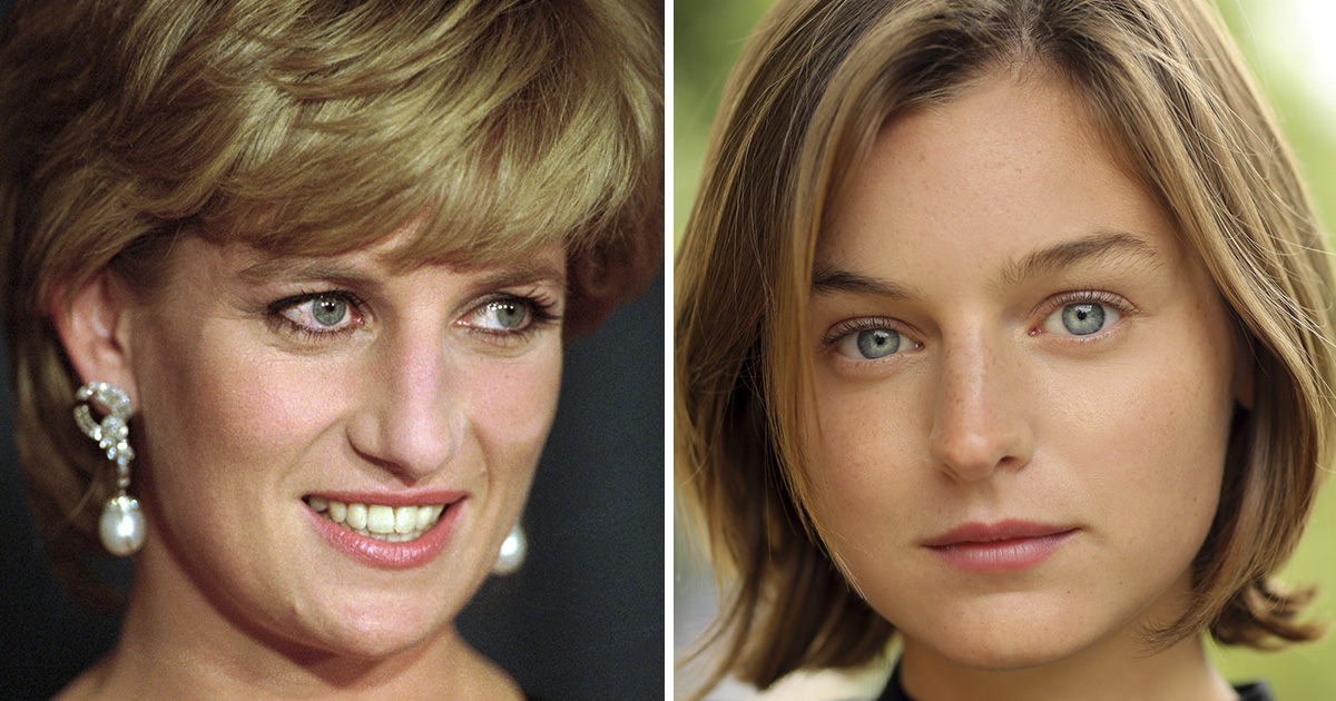 Who is actress Emma Corrin as she is cast as Diana in The Crown?