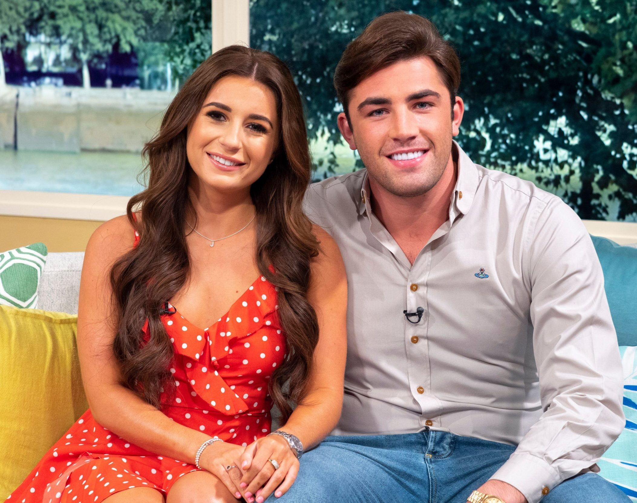 Love Island's Jack Fincham admits he still fancies ex-girlfriend Dani Dyer