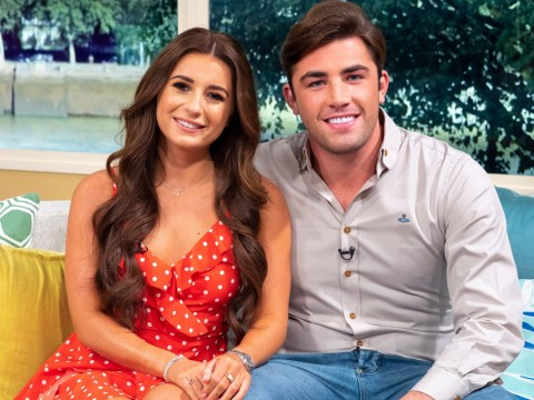 Jack Fincham hopes he will 'find happiness again' after Dani Dyer split