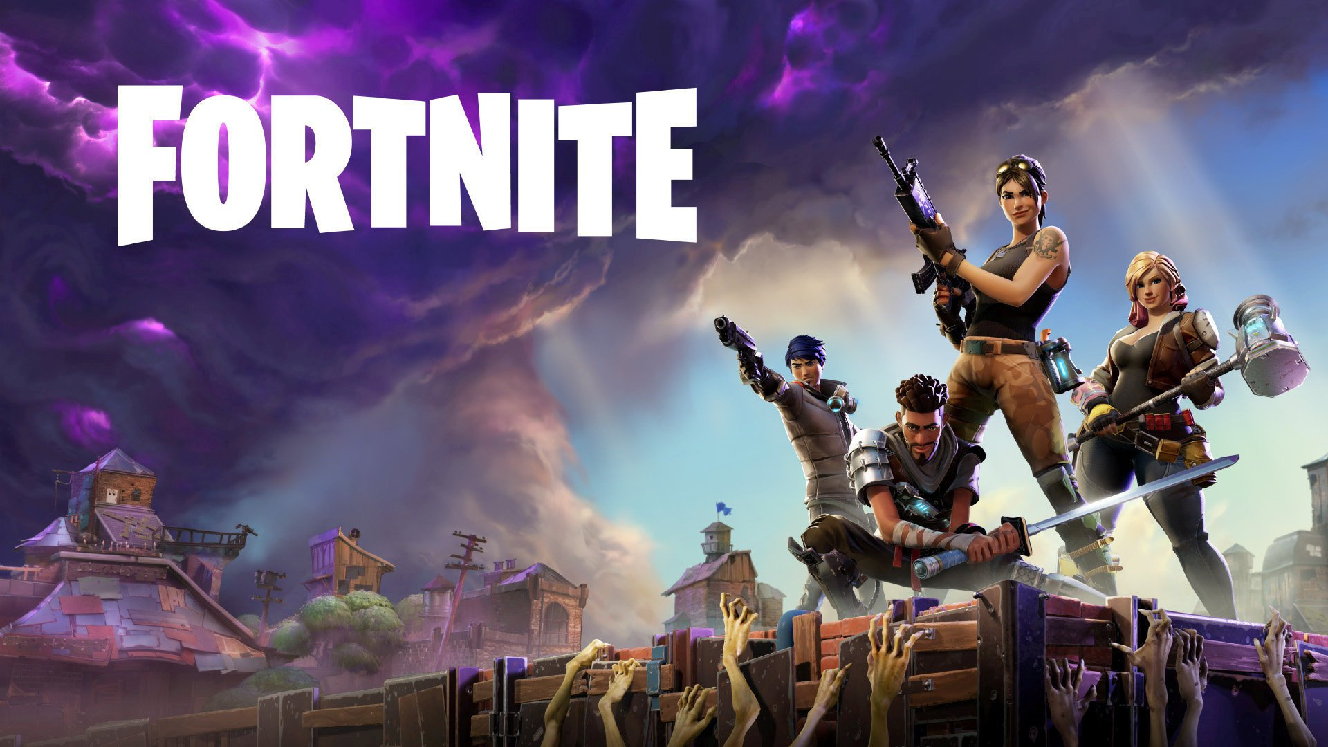 """Still from the successful computer game Fortnite. Families have been left furious by a """"scam"""" video game festival with """"depressing"""" attractions that left kids in tears and parents demanding refunds. See SWNS story SWCAfortnite. The two-day Fornite Live event - based on the hugely popular online video game of the same name - was billed as the """"event of the year"""" for fans. Organisers Exciting Events promised the """"ultimate Fortnite Battle Royale"""" with """"crazy competitions, awesome activities...and much more"""" this weekend. Visitors to the festival in Norwich, Norfolk were charged up to ?22 for a ticket and a further ?20 each for wristbands to take part in the attractions. But hundreds of fans are now believed to have asked for their money back after they were confronted with long queues and disappointing amusements."""