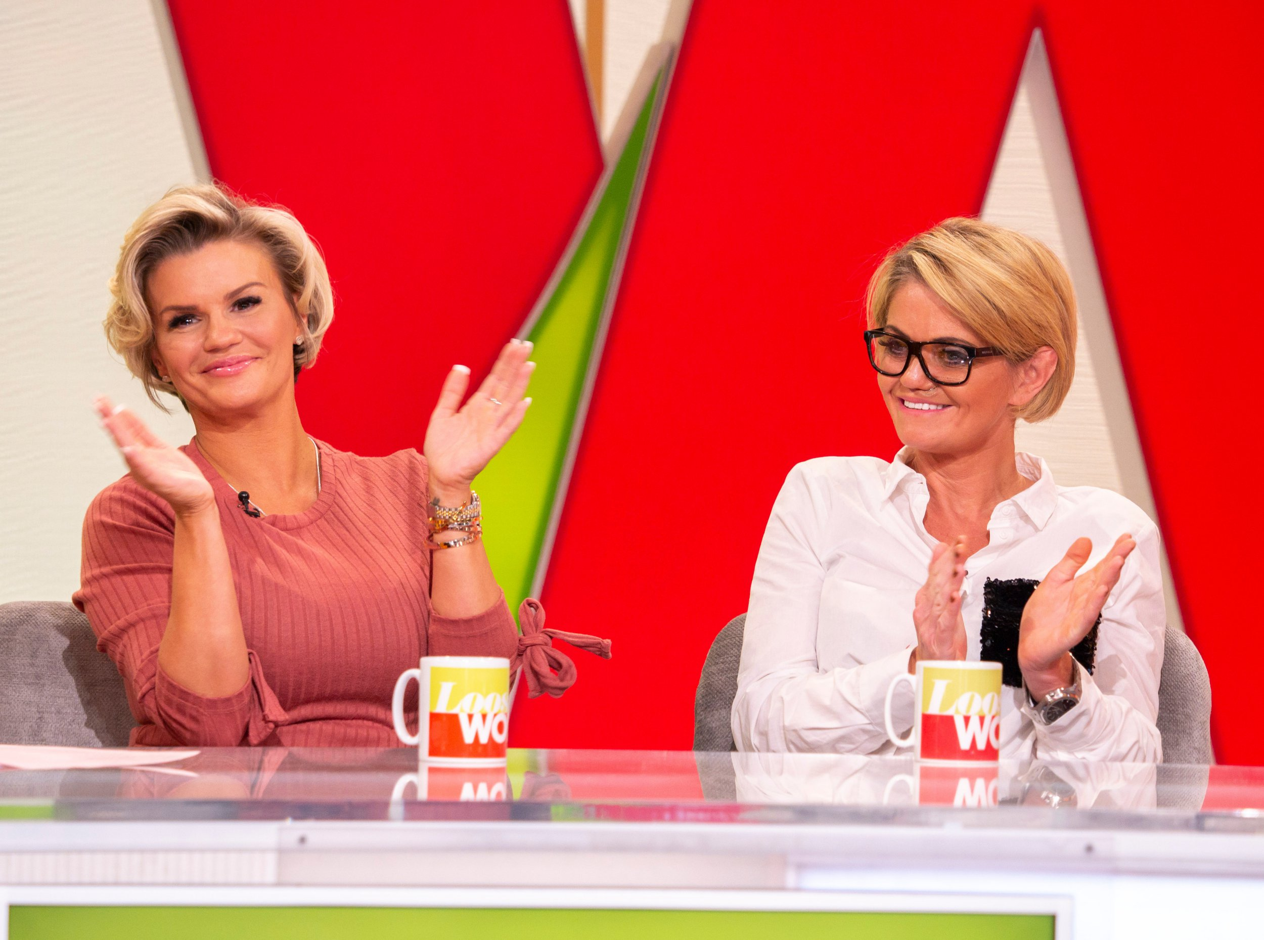 Editorial use only Mandatory Credit: Photo by S Meddle/ITV/REX/Shutterstock (9715006ad) Kerry Katona and Danniella Westbrook 'Loose Women' TV show, London, UK - 13 Jun 2018 Celeb guests: Kerry Katona, Danniella Westbrook and her son Kai The pair will be joining us in the studio to discuss their moving chat and Danniella will tell us what happened after the video was filmed. Has Danniella relapsed? And will she be seeking professional help? Her son Kai will be in the audience to tell us how it has been for him being his mum's carer for the last four years and what his fears are for her future.