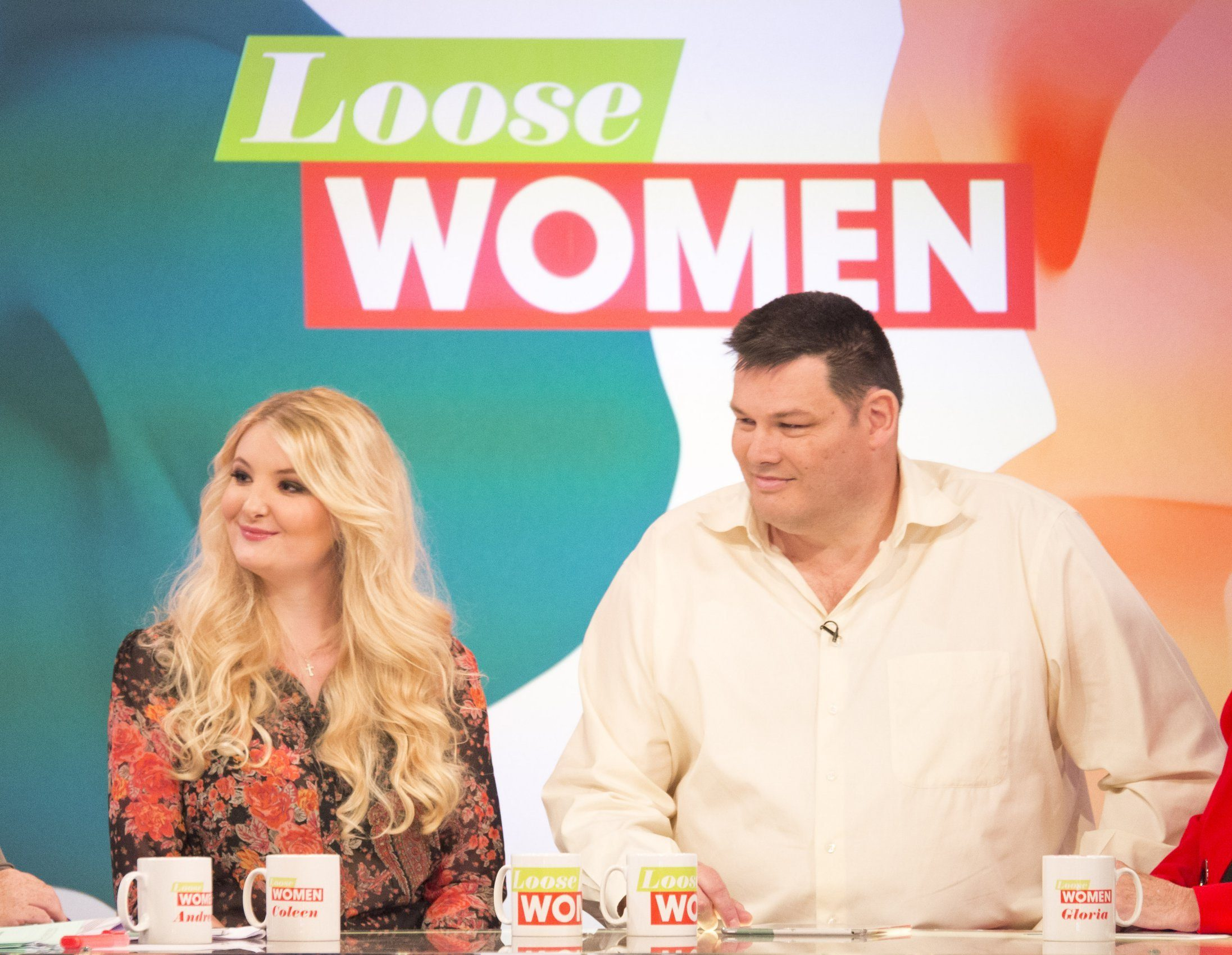 The Chase's Mark Labbett 'not splitting with wife Katie' after cheating claims