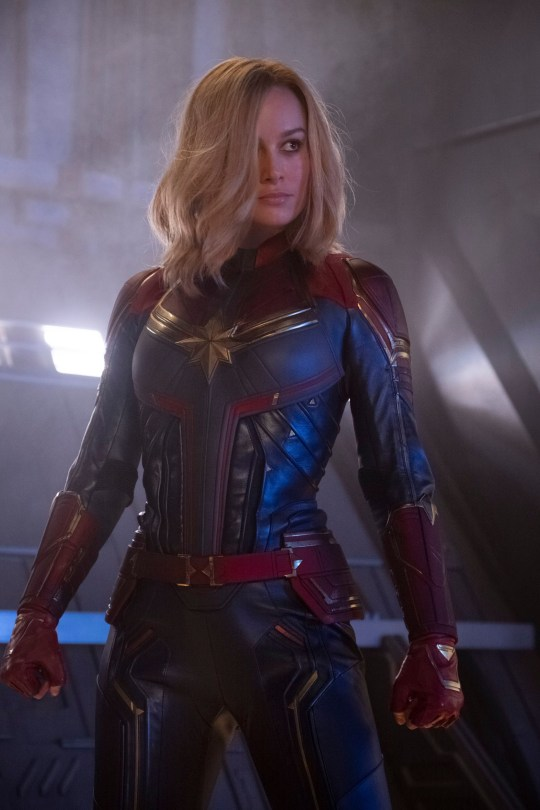Tessa Thompson reacts to 'wild' Valkyrie and Captain Marvel