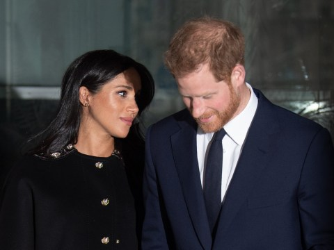 Meghan Markle and Prince Harry choose tiny charity to benefit from royal birth