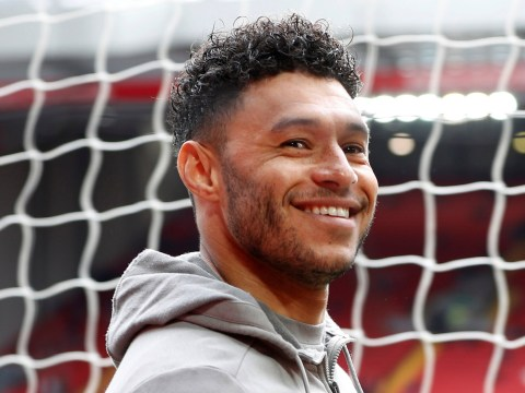 Liverpool star Alex Oxlade-Chamberlain edges closer to comeback from injury