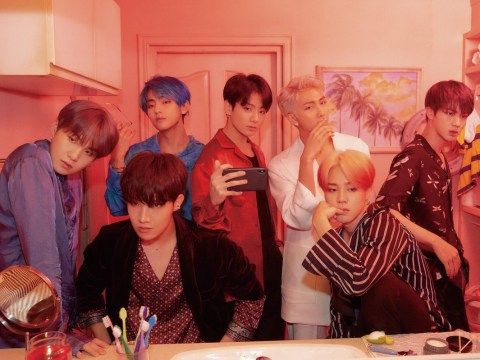 BTS promise new album in 2020 as Map Of The Soul: Persona named Album of the Year at MAMA 2019