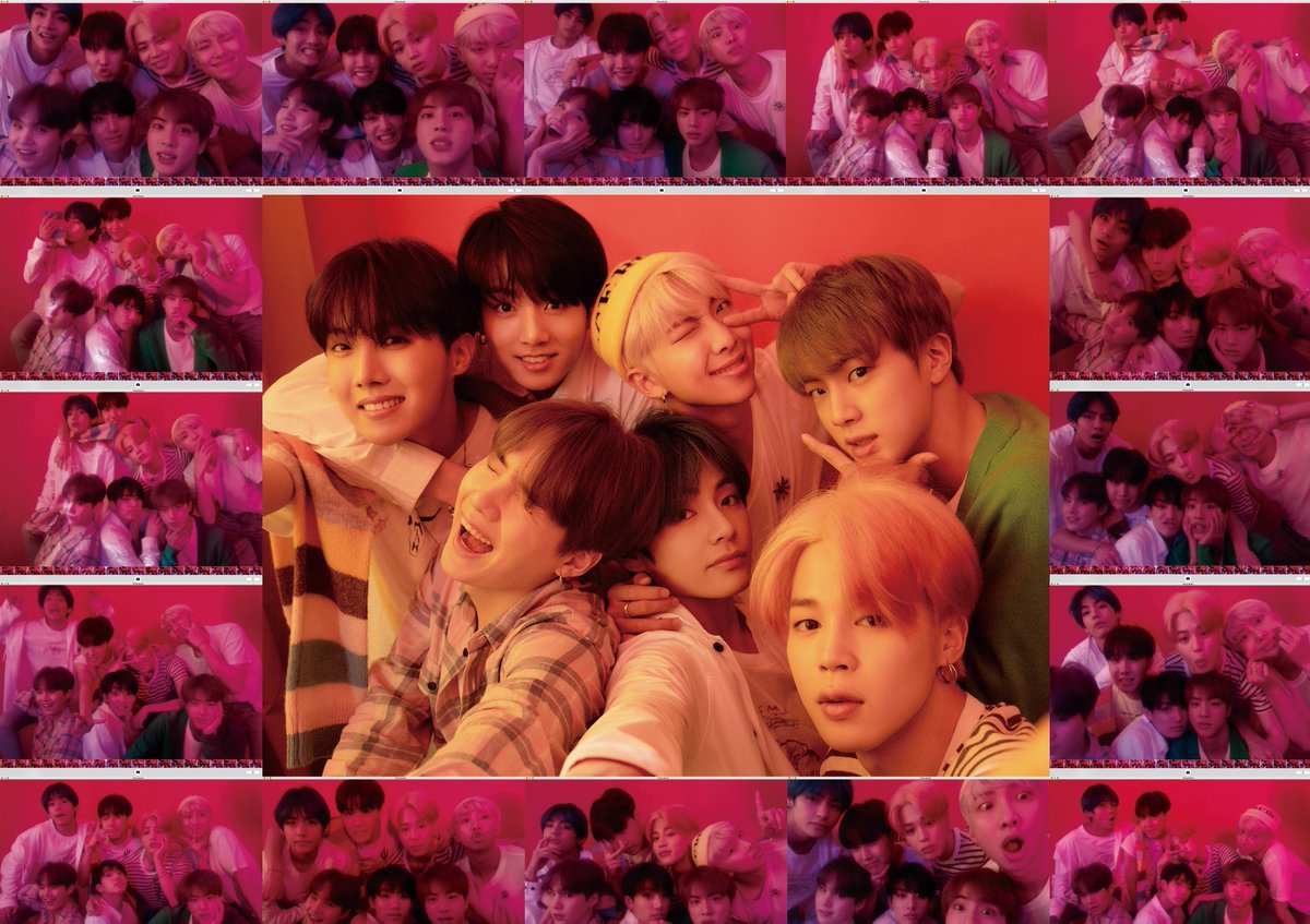 BTS on track to achieve first ever UK number one with Map Of The Soul: Persona