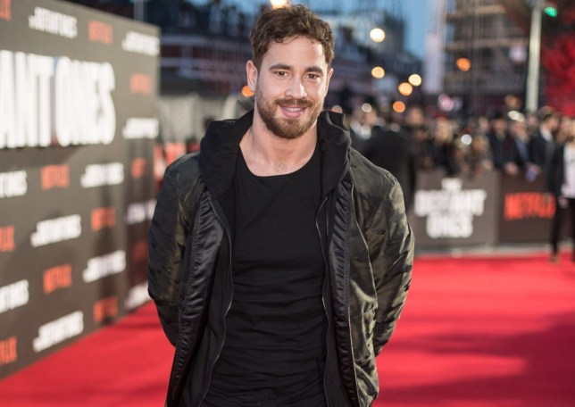 Mandatory Credit: Photo by James Gourley/REX/Shutterstock (9460225bq) Danny Cipriani 'The Defiant Ones' Screening, London, UK - 15 Mar 2018