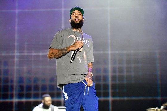 Nipsey Hussle hailed this generation's Tupac after being