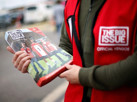 Big Issue launches world's first 'resellable' magazine
