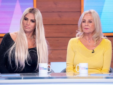 Katie Price's mum turning to 'experimental drug' to save her life before tearing up at how 'proud' she is of her daughter