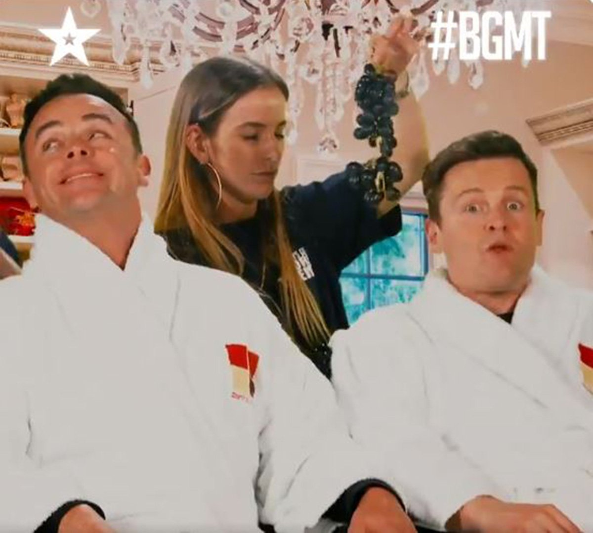 Britain's Got More Talent: 'Unluckuy' Stephen Mulhern joined by Ant and Dec, Sinitta and Simon Cowell