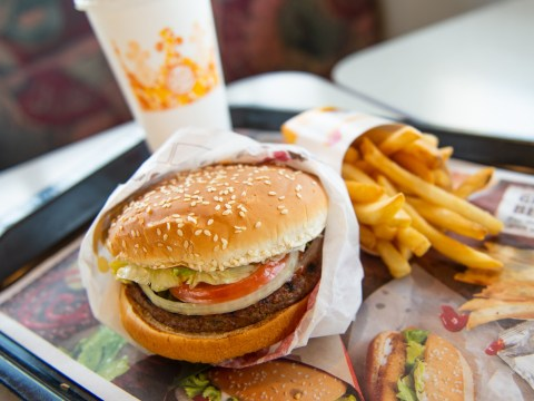 Burger King is giving out free Whoppers this Wednesday