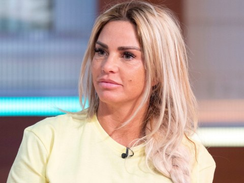 Katie Price 'jokes her ears might fall off' after drastic facelift