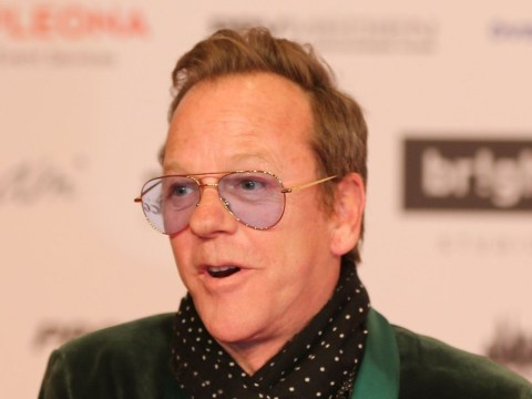 Kiefer Sutherland postpones tour dates as he admits 'difficulty breathing' following injury