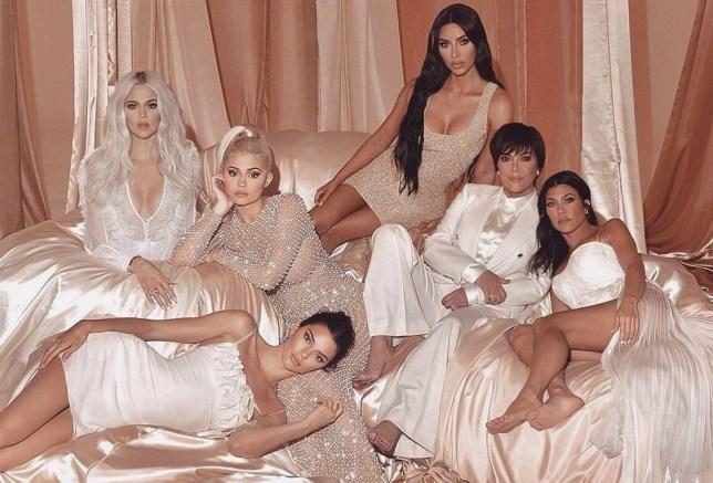 Kardashian promo for Keeping Up With the Kardashians