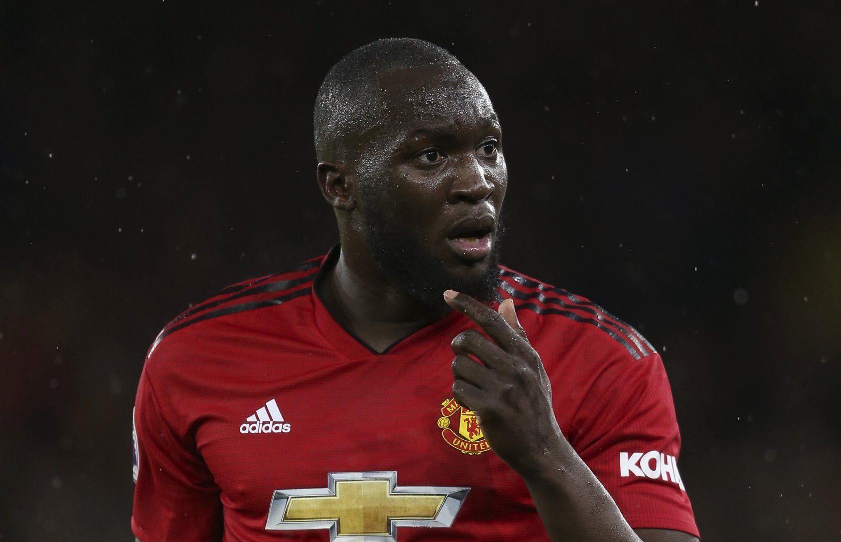 Romelu Lukaku's agent reveals striker is open to leaving Manchester United