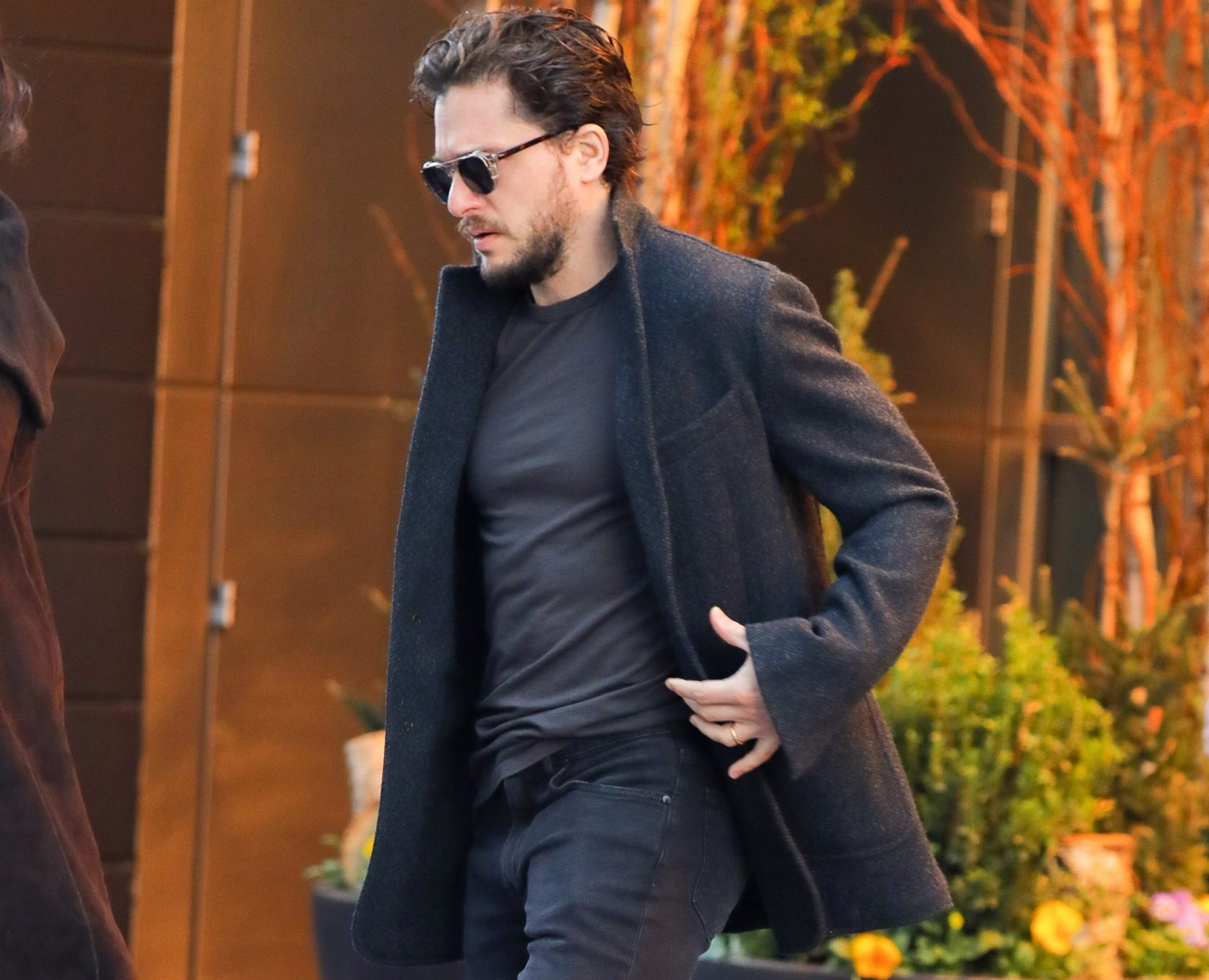 Game Of Thrones' Kit Harington keeps his head down amid bleak Jon Snow death theory
