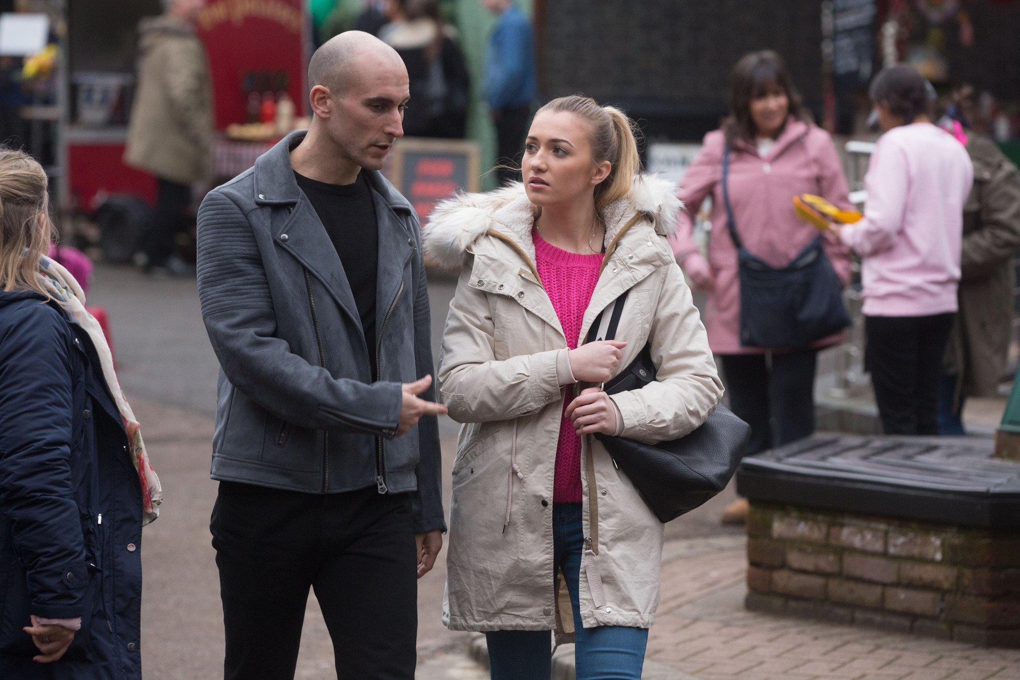 EastEnders spoilers: Louise Mitchell dies in horrific kidnap twist?