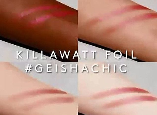 Fenty beauty pulls highlighter called Geisha chic Picture: Fenty Beauty METROGRAB