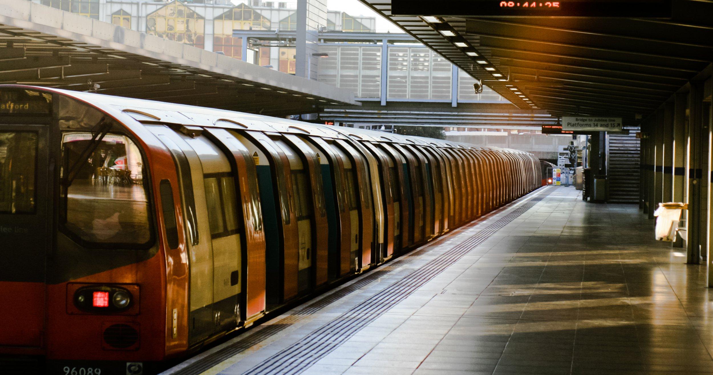 Most delayed London Underground line of last year revealed