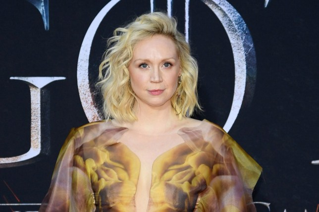 Gwendoline Christie at the Game Of Thrones season 8 premiere