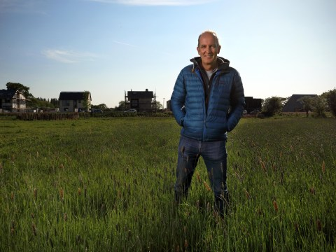 What is Grand Designs: The Street and how is it different from main series?