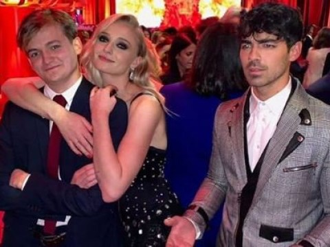 Sophie Turner shacks up with Joffrey at Game Of Thrones after party leaving Joe Jonas in the cold