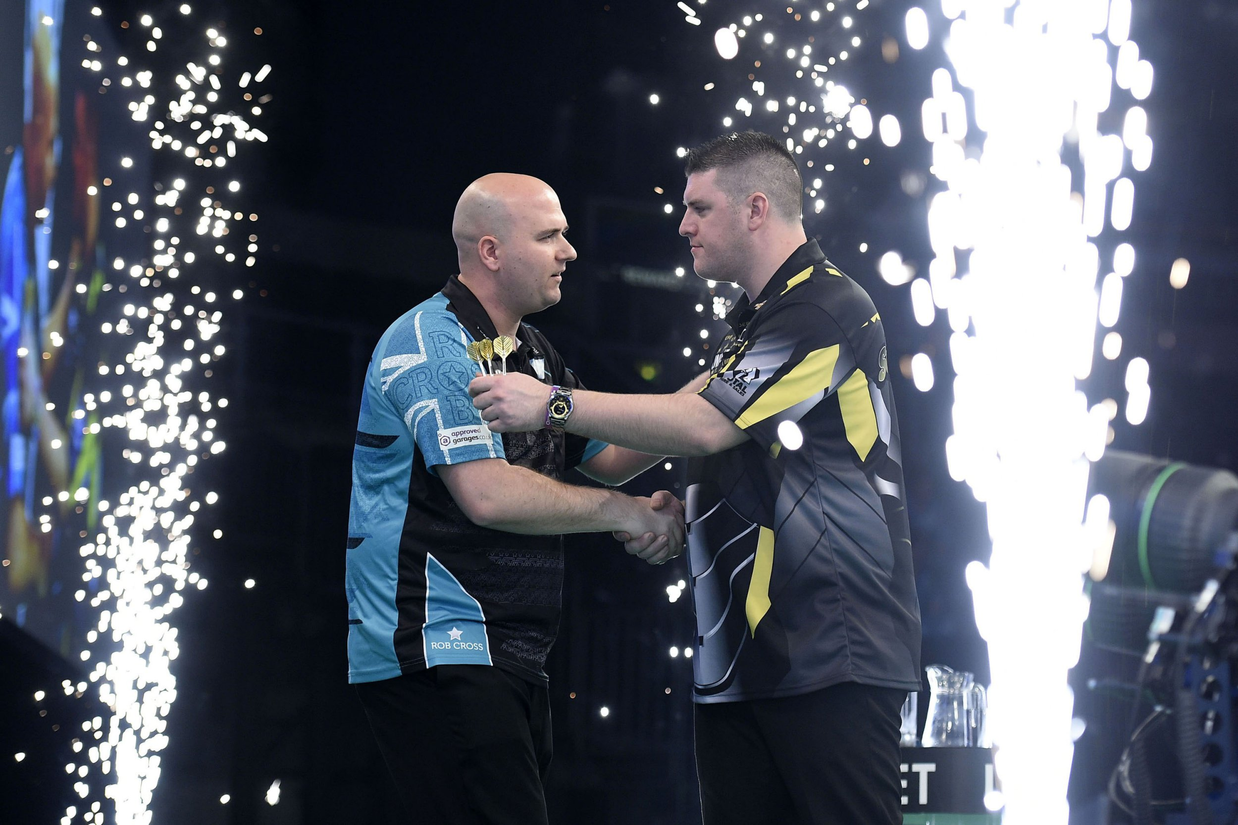 Premier League Darts Results: Cross goes top as MVG steals draw from hapless Price