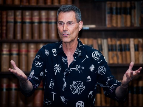Uri Geller claims he caused Commons roof leak with his psychic powers