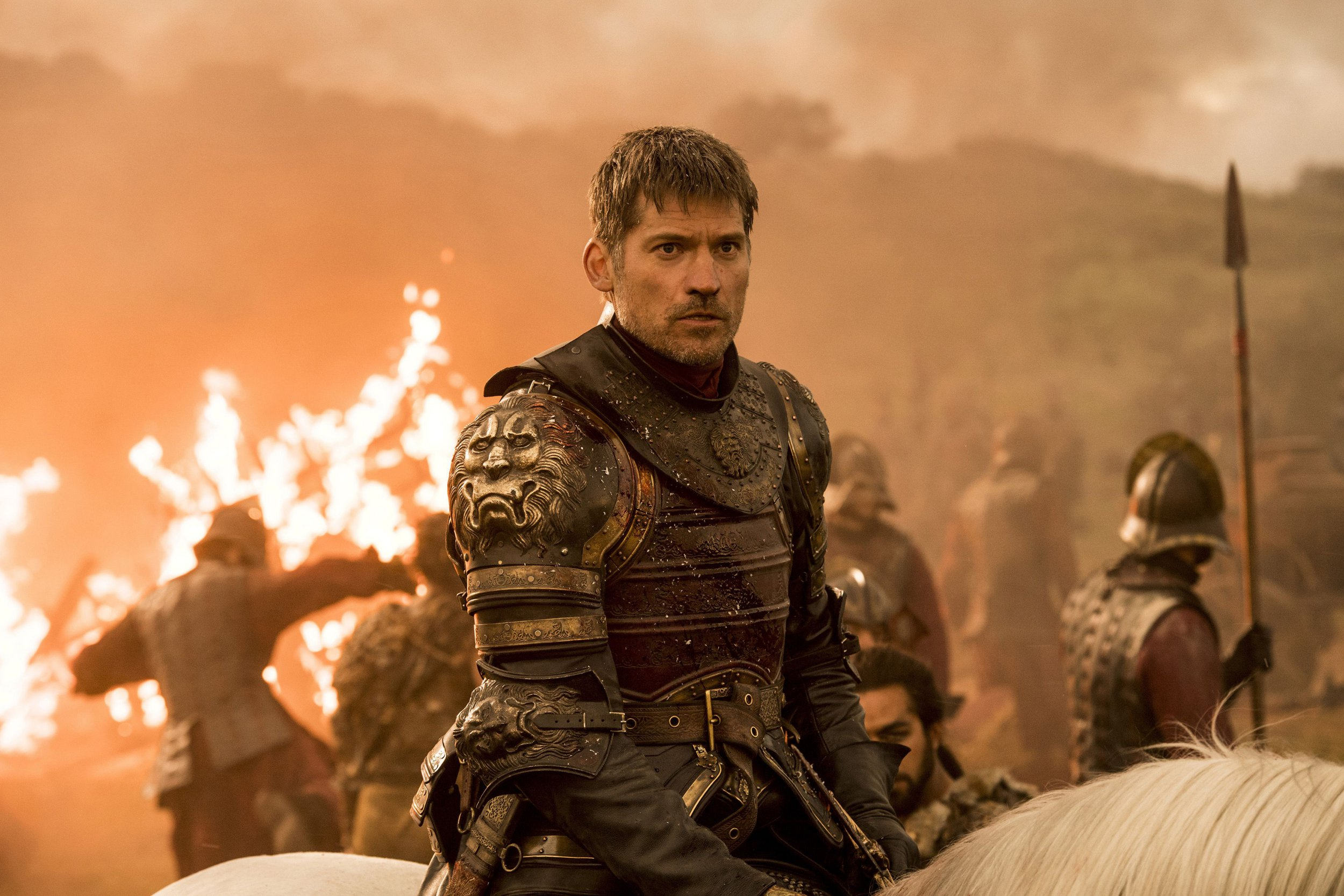 What did Jaime Lannister do to Daenerys Targaryen's family?