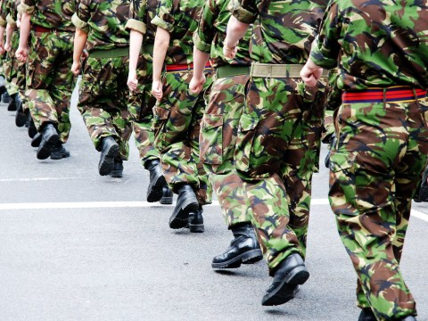 Six British soldiers arrested after 'sexually assaulting sleeping army girl, 17'