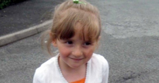 The mum of murdered schoolgirl April Jones has marked her daughter's birthday with a heartbreaking Facebook message.Five-year-old April was abducted and killed in 2012 by paedophile Mark Bridger , while playing with friends outside her home in Machynlleth.Caption: Coral Jones said she will 'never forget' her 'little April'