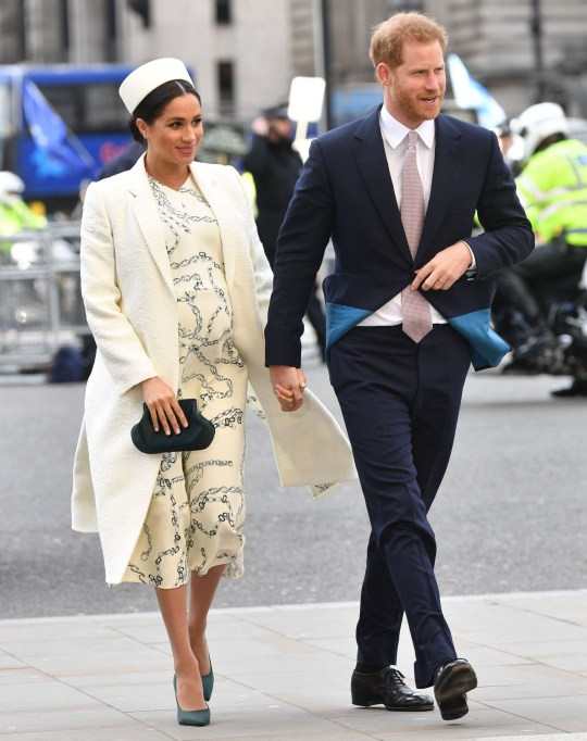 Little Village was one of four charities chosen by the Duke and Duchess of Sussex (Picture: Tim Rooke/REX/Shutterstock)