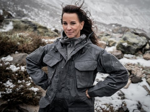 Andrea McLean had no idea she was holding onto trauma until Ant Middleton shouted at her on SAS: Who Dares Wins
