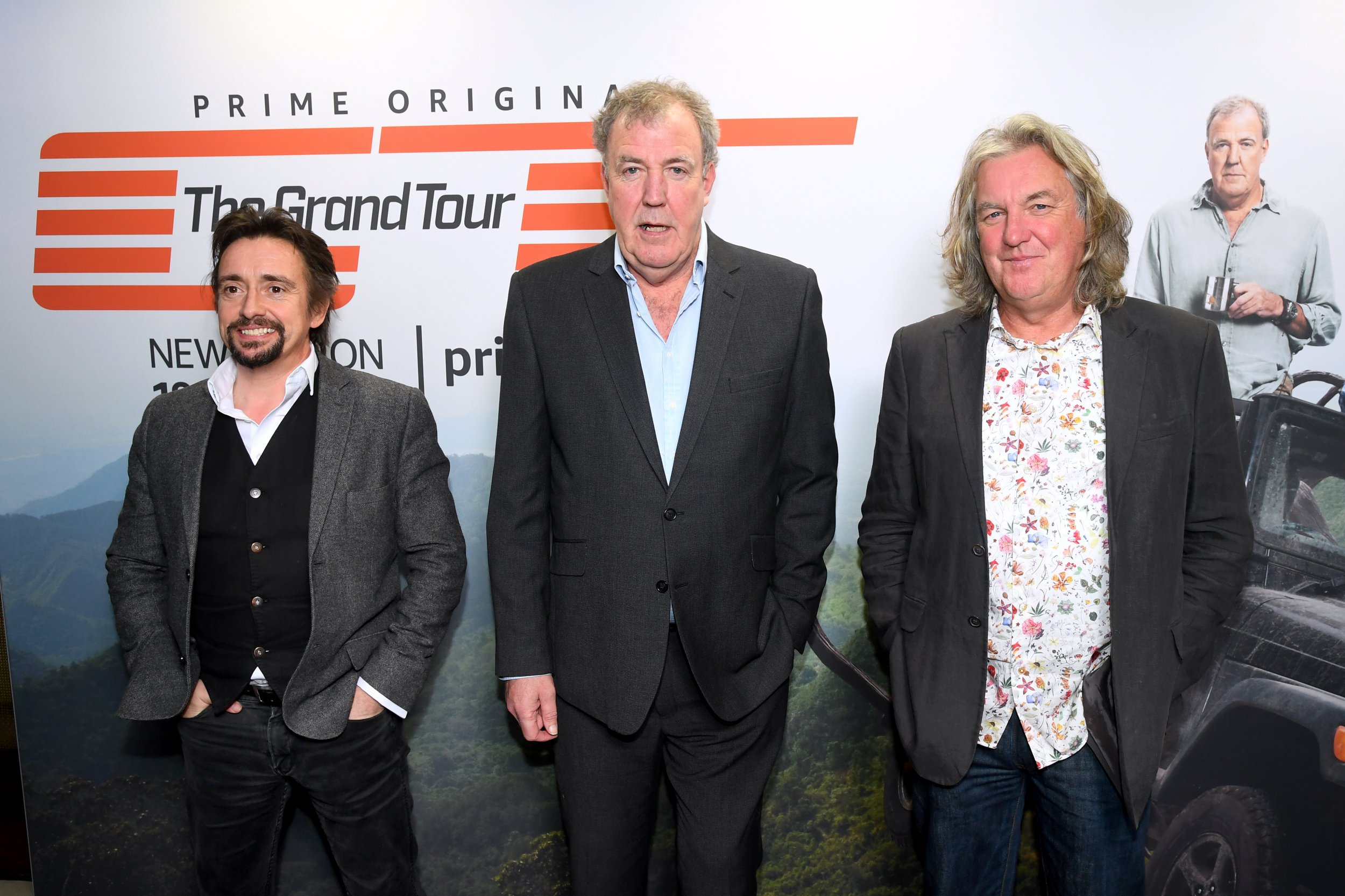 The Grand Tour episode scrapped over terrorist threats