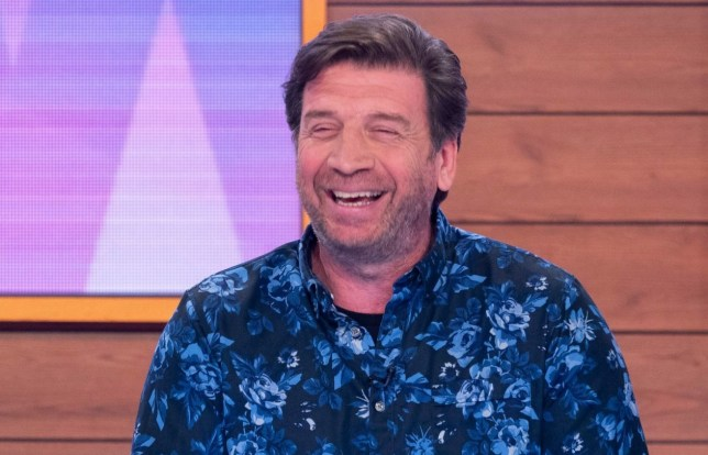 Editorial use only Mandatory Credit: Photo by Ken McKay/ITV/REX (10190352at) Coleen Nolan and Nick Knowles 'Loose Women' TV show, London, UK - 08 Apr 2019 CELEB CHAT: NICK KNOWLES Best known for hosting DIY SOS, Nick Knowles is here to tell us all about his new show 'Home Is Where The Art Is' which sees three artists each episode competing to win a commission off a buyer they?ve never met. The ?I?m A Celebrity? campmate will also talk about how he hasn?t given up on love, how he?s now putting family first, and he?ll be making an exclusive announcement about his music career today live on the show.
