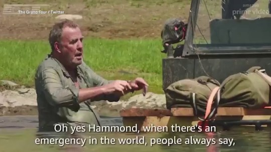 The Grand Tour/Twitter