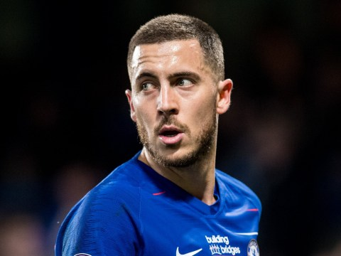Real Madrid president Florentino Perez drops huge transfer hint over Eden Hazard's future