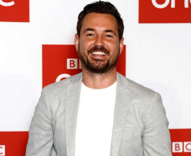 """LONDON, ENGLAND - MARCH 18: Martin Compston attends the """"Line of Duty"""" photocall at BFI Southbank on March 18, 2019 in London, England. (Photo by John Phillips/Getty Images)"""