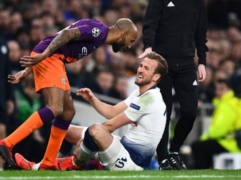 Tottenham confirm 'significant' Harry Kane ankle injury while Dele Alli could miss Huddersfield clash with fractured hand