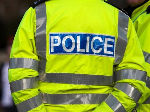 Man arrested after police officer stabbed multiple times