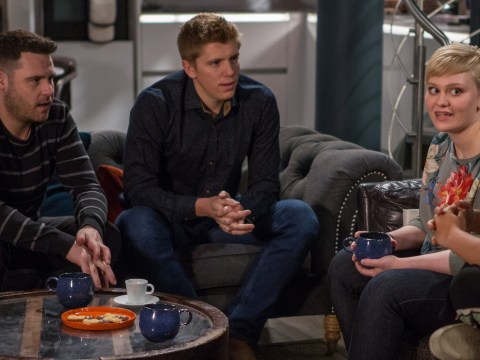 Emmerdale spoilers: Baby joy for Robert Sugden and Aaron Dingle as surrogacy dream comes true