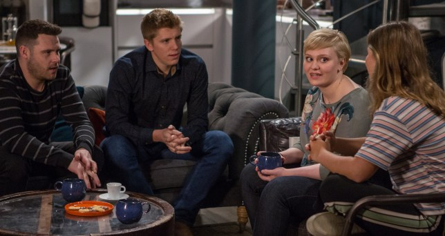 Can Robert (Ryan Hawley) and Aaron (Danny Miller) convince Natalie they should be picked