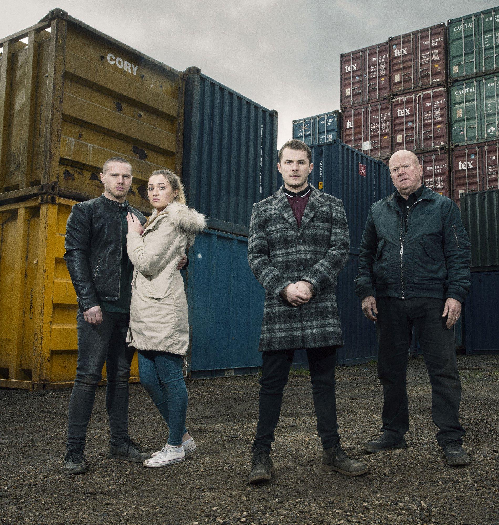 EastEnders spoilers: Louise Mitchell dies in horror kidnapping?